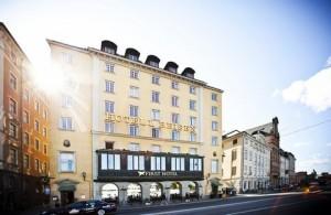 hotell centrala Stockholm