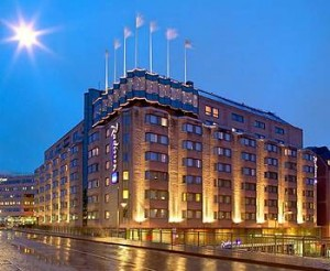 hotell centrala stockholm