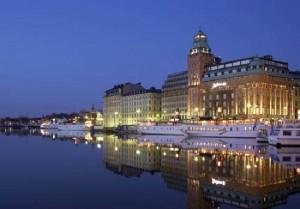 boka ett hotell i centrala stockholm