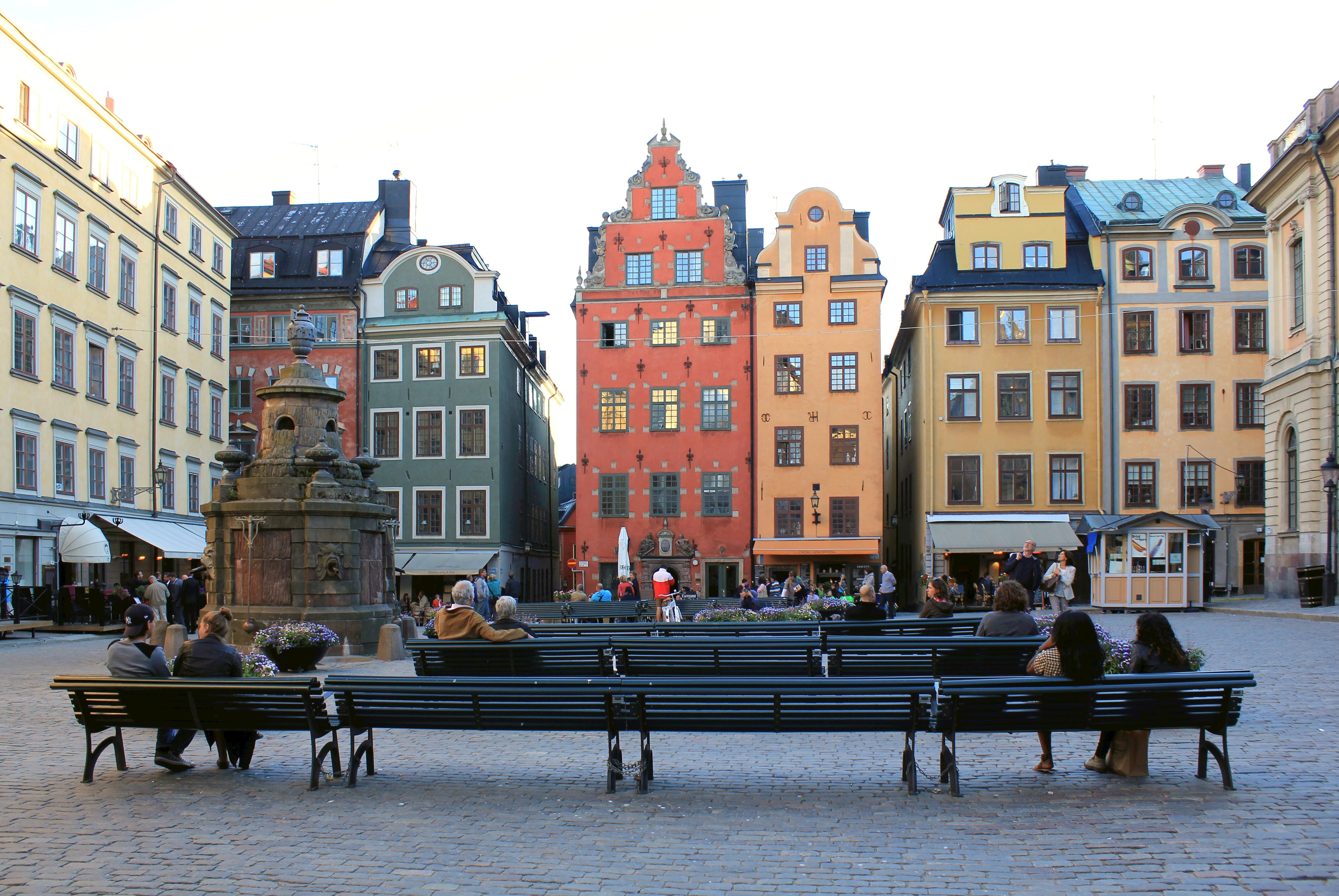 promenad stockholm